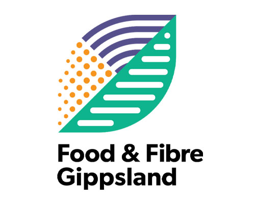 Food and Fibre Gippsland logo