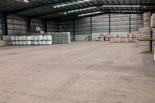 Dyers Logistics warehouse